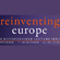 "EURECO Lecture: ""Reinventing the founding myths of Europe"""